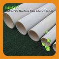 De alta presión de la lista de precios de tuberías de agua de PVC de 6 pulgadas