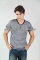 2013 impresión camiseta rayas de moda para hombres