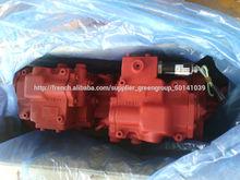 Hyundai pompe hydraulique, R160-7 pelle pompe principale,K5V80