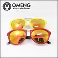 Fancy SPY Cat Eye Mirrored Sunglasses