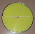 Disco de diamante de sierra circular de la venta caliente para el hormigón