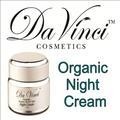 productos Organico Crema De Noche - Da Vinci Cosmetics