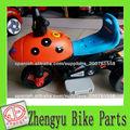 Bicicletas de la forma del escarabajo de los niños