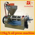 máquina de procesamiento de aceite de canola colza