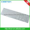 con cable estándar teclado español con llaves planas