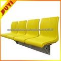estadio de plástico asiento del estadio silla tamaño grande para auditorioBLM-1408