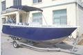 central consola barco de aluminio;aluminio barco de cabina