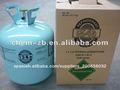 R134a refrigerante sustituto R22 gas