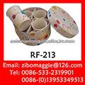 Porcelana taza de avon con caja de regalo para taza de promoción