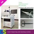 máquina de marcação laser para jóias