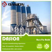 hzs35bajo coste de la planta dosificadora de concreto para la venta de henan dasion con buena calidad pero de bajo costo