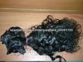 cabello natural rizado