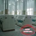 90 toneladas por día a 200 toneladas por máquina de molino de maíz días que puede moler maíz degermined y harina de maíz para el