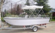 barco de pesca de aluminio;Profundo v barco de aluminio