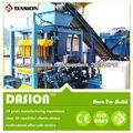mejor calidad ds8-15 completamente automático comprimido de ladrillo tierra máquina bloquera