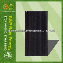 Para el sistema de la familia: g&p 230w monocristalino panel solar, la energía solar