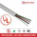 Cable telefónico de 4 hilos Cable cobre Bobina x 100M baja tensión
