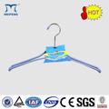 Plástico recubierto de PVC suspensión de ropa