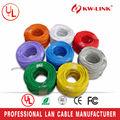 24awg CCA/ Cu utp de comunicacion cable cat5e