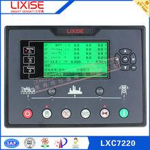 panel de control ats LXC7220 controlador de generador