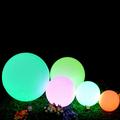 esfera Decoracion iluminacion LEDs