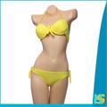 nuevos modelos de deformación en caliente bikini chica joven del traje de baño de impresión