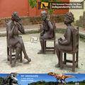 Meu Dino-Escultura Moderna Escultura Home Decor Famosos Modern Mostrar Modelo ao ar livre