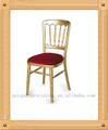 Calidad de madera silla chateau alta banquete hecho en China