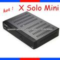 2014 Nueva llegada! X Solo Mini DVB-S2 receptor Linux Enigma2 Satélite Cloud ibox / Mini Vu Solo