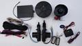 H318 Anti-robo de gasoil Alarma de coche Para camiones.