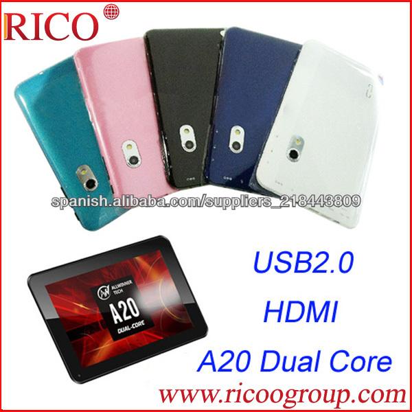 Tablet 7 Allwinner A20, 1.5ghz,doble Camara, Dual Core Hdmi
