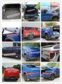 Ford f-150 cama liner/cubierta tonneau/canopy/canopy deporte/caja completa