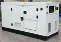 Excelentes pequeños Generadores de Energía series Isuzu generador eléctrico 10KVA 20KVA 40KVA 30kva