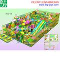equipo del patio interior, zona infantil de juegos, modular de juegos
