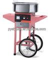 Máquina de algodón de azúcar eléctricos comercial De fabricación China