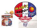 placa de baloncesto balón juguetes niños