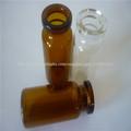 botella de cristal claro de medicine uso para pencillina