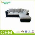 2014 redonda móveis sofá chaise