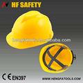 CE EN397 casco de seguridad con v- gard tipo MSA