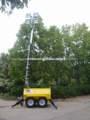 torre de iluminacion(Spec Mina. Hidráulica torre de iluminación móvil)