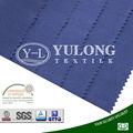 tela de algodón con retardante de fuego para la ropa de trabajo protectora