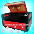 CM160X Máquina de cortar de laser da China CO2,Bom preço e alta qualidade,CE e FDA