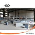 Escuadradora carpinteria/sliding table saw/Sierra escuadradora horizonal MJ6128/6130/6132 C 45 grados