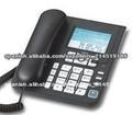 Identificador de llamadas de teléfono de la oficina, analógica de teléfono para el hogar y la oficina.