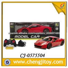 El más reciente 2013 1:8 escala 4wd coche juguete en china (Ferrari)