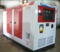 generador eléctrico / generadores de energia Ricardo Motor 125 kVA / 100 kW