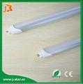 18w smd2835 t8 led tubo de supermercado para reemplazar el uso de philips