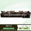 Home moderno sofá de la esquina