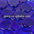 """BK- 7 2 """" oblea de vidrio de 0,9 mm para la óptica láser propiedades mecánicas superiores"""