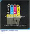 Alibaba china zhuhai jetink cartucho de tinta compatível- t200xl1 t200xl4 para usar tinta recarga da máquina